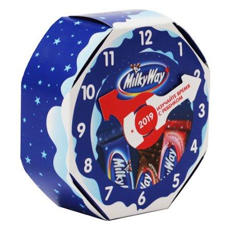 Подарочный набор Милки Вэй Сладкие Часы 96 г