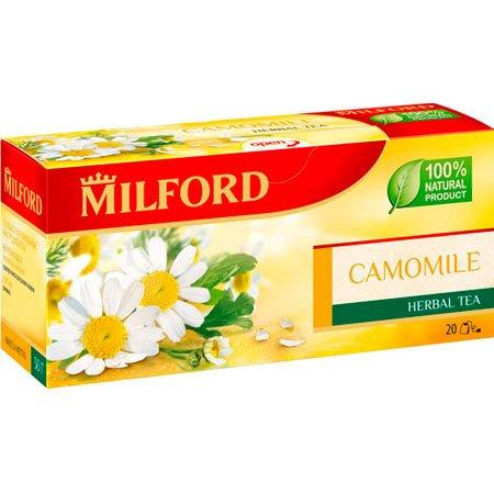 Чайный напиток Милфорд (Milford) Ромашка 1,5г х 20пак