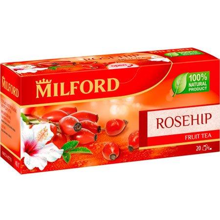 Чай фруктовый Милфорд (Milford) Шиповник 2г х 20пак
