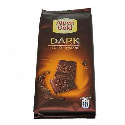 Шоколад Альпен Голд Dark темный шоколад 85 гр.