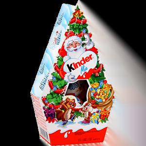 Шоколад Киндер Макси Микс - Подарок, 199гр.