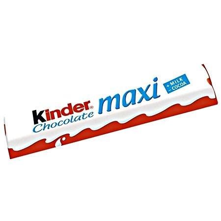 Шоколад Киндер Макси 21гр. Т-1