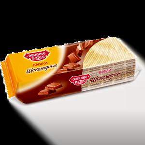 Вафли Яшкино Шоколадные 200/300 гр.