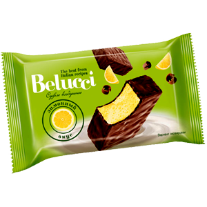 """Воздушное суфле """"Belucci"""" с лимонным вкусом"""