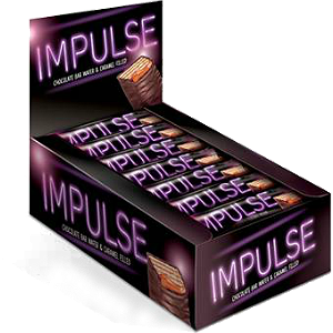 Шоколадный батончик Импульс
