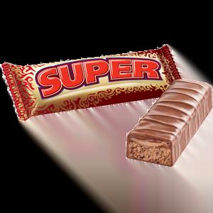 Шоколадный батончик Супер