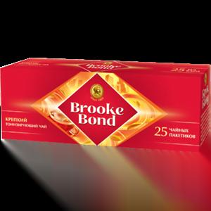 Чай Брук Бонд 25 пакетиков