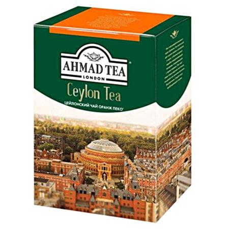 Чай Ахмад Цейлонский Оранж Пеко (ОР), 200гр.