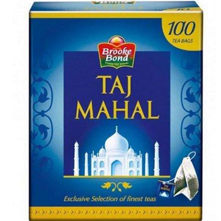 Чай Брук Бонд Taj Mahal (Тадж Махал) 100 пакетиков