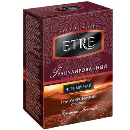 Чай Этре (Etre) Гранулированный чёрный чай, 100 гр.