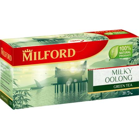 Чай зелёный Милфорд (Milford) Молочный Оолонг 1,75г х 20пак
