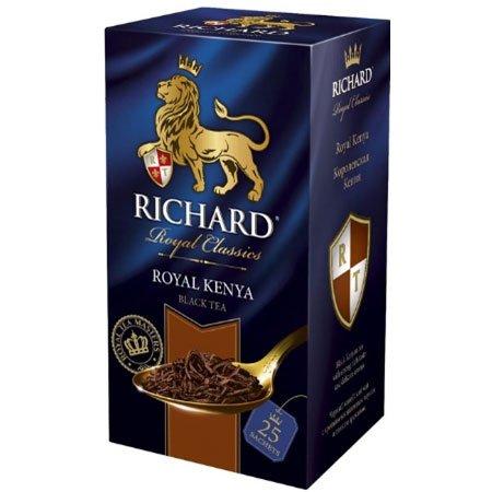 Чай Ричард Роял Кения, 25 пакетиков