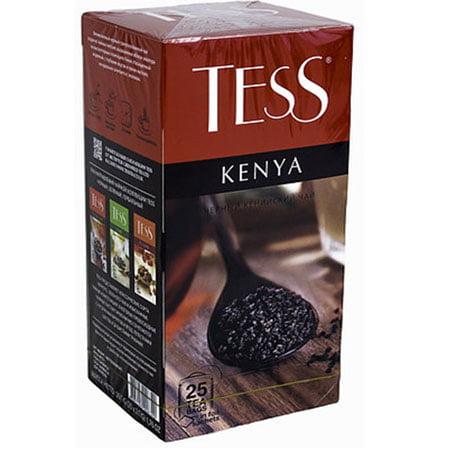 Чай Тесс (Tess) Кения чёрный 25 пакетиков