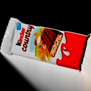 Шоколадный батончик Киндер Кантри 94 грамма