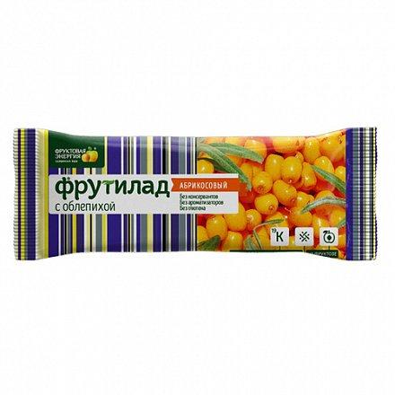 Фрутилад Батончик фруктовый с облепихой 30г/24шт