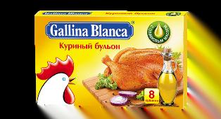 """""""Галина Бланка"""" куриный бульон"""
