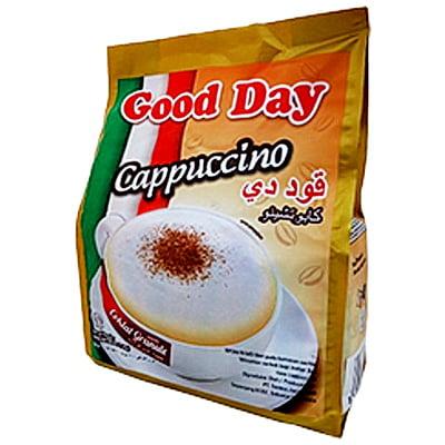 Кофейный напиток Good Day (Гуд Дей) Cappuccino 3в1