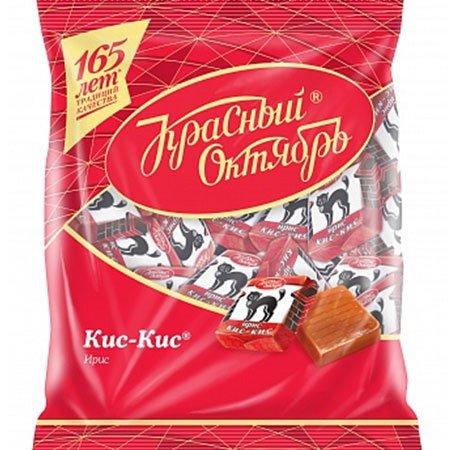 """Конфеты Ирис """"Кис-кис"""" 250гр"""