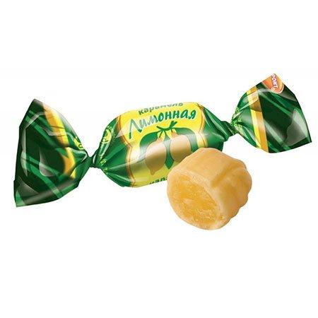 Карамель Лимонная 1 кг
