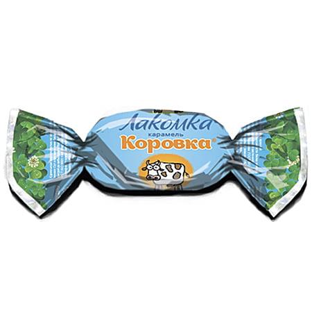 """Карамель Лакомка """"Коровка"""" фасованная ШФН 300гр."""