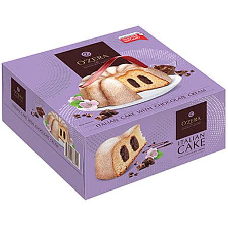 Кекс O`Zera с шоколадным кремом 520г