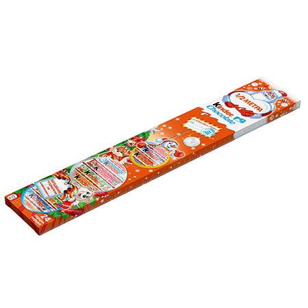 Шоколад Киндер Новогодний 300 гр. 1/2 метра
