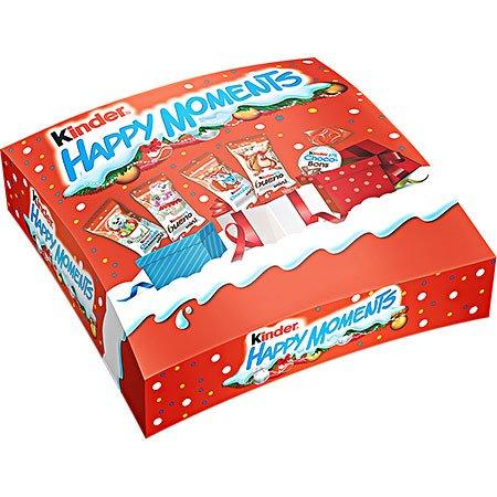 Шоколад Киндер Счастливый момент, 243 гр.