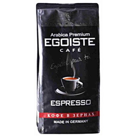 Кофе Эгоист Эспрессо (Egoiste Espresso) зерно 250 гр.