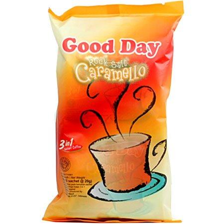 Кофейный напиток Good Day (Гуд Дей) Caramello 3в1