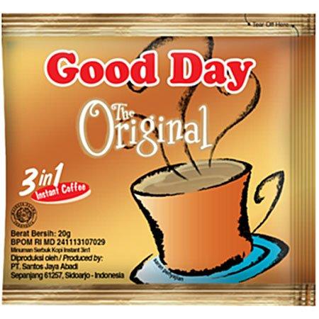 Кофейный напиток Good Day (Гуд Дей) Original 3в1