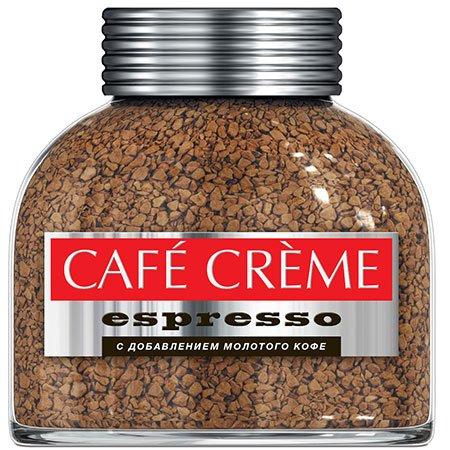 Кофе Кафе Крема (Cafe Creme) Эспрессо 100гр.