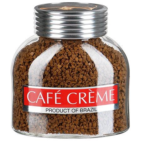 Кофе Кафе Крема (Cafe Creme) 100г ст/б
