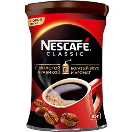 Кофе Нескафе Классик 85г. ж/б