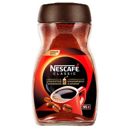 Кофе Нескафе Классик 95г. с/б