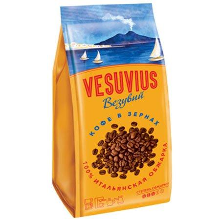 Кофе Vesuvius (Везувий) зерно, 200гр