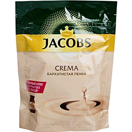Кофе Якобс (Jacobs) Крема 70 гр. м/у