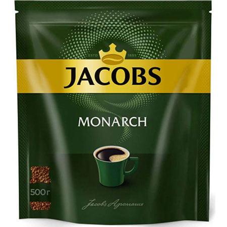Кофе Якобс Монарх 500гр. м/у
