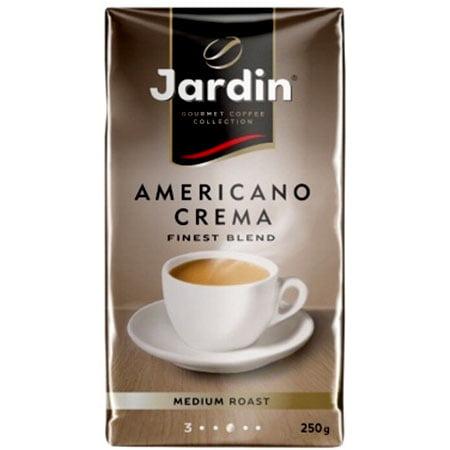 Кофе Жардин Американо Крема молотый, 250гр.