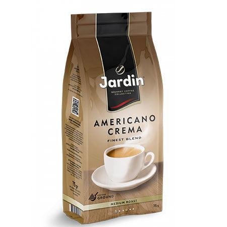 Кофе Жардин Американо Крема молотый, 75гр.