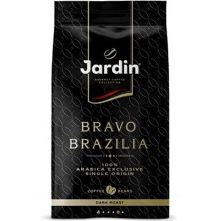 Кофе Жардин Браво Бразилия зерно, 250гр