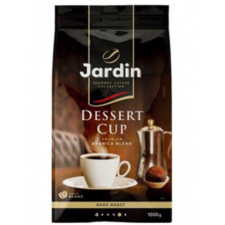 Кофе Жардин Дессерт Кап зерно, 500гр.