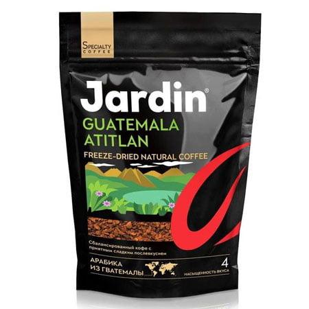 Кофе Жардин Гватемала Атитлан растворимый 150г