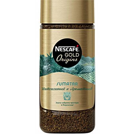 Кофе Нескафе Голд Оригинал Суматра 85г. с/б