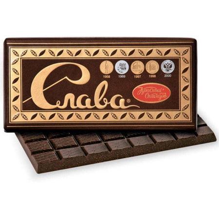 Шоколад Слава «Красный октябрь» 75г