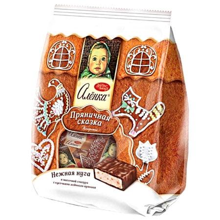 Конфеты шоколадные Алёнка Пряничная сказка, 250 гр.