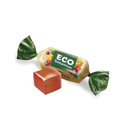 Конфеты Eco-botanica вкус брусника/морошка, 1кг