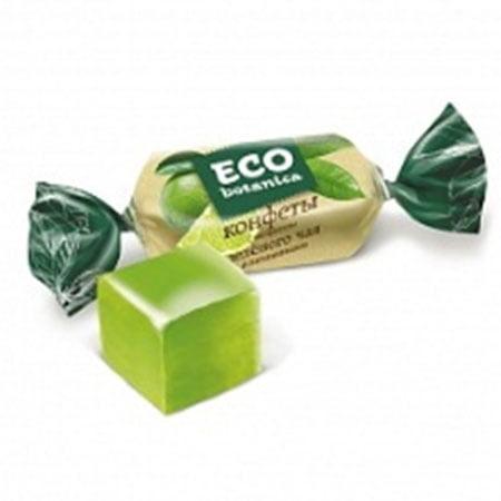 Конфеты Eco-botanica с экстрактом зелёного чая и витаминами, 1кг