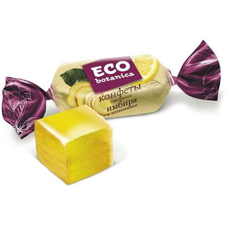 Конфеты Eco-botanica с экстрактом имбиря и витаминами, 1кг