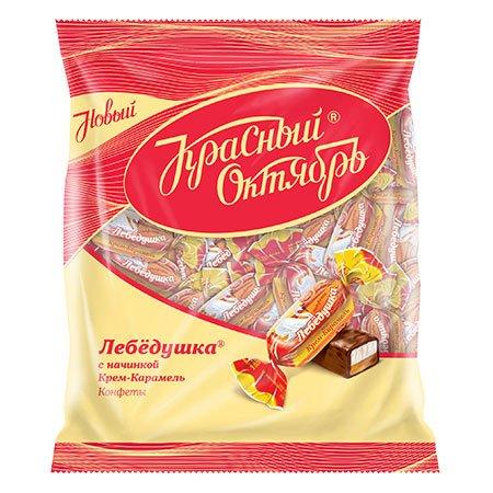 Конфеты «Лебедушка» вкус Крем/Карамель 250гр