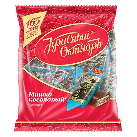 Конфеты «Мишка косолапый» 250гр.